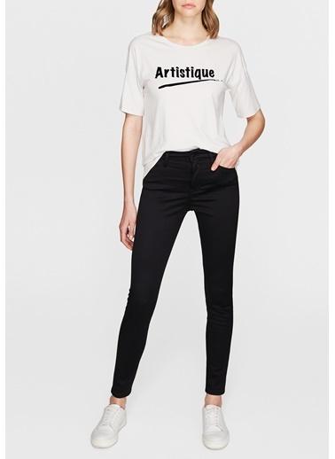 Mavi Jean Pantolon | Lucy - Super Skinny Siyah